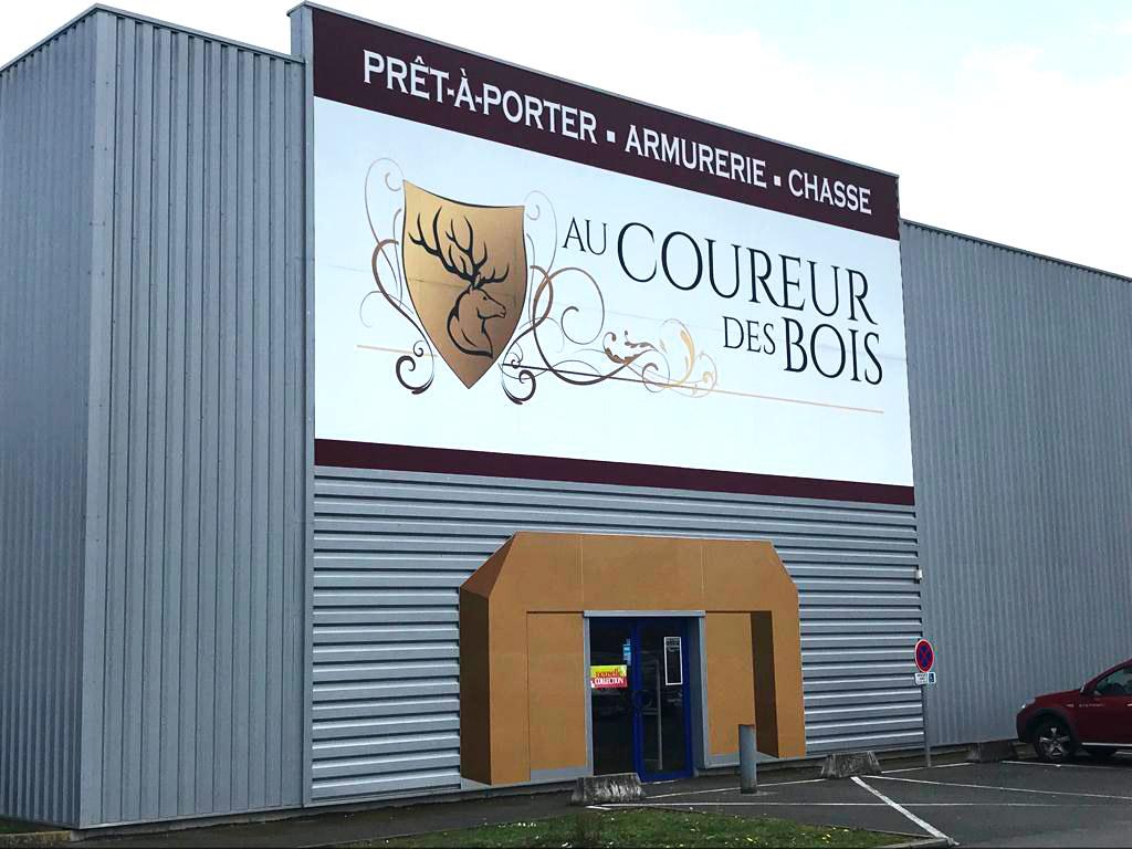Au Coureur des Bois Saint-Gervais-La-Forêt
