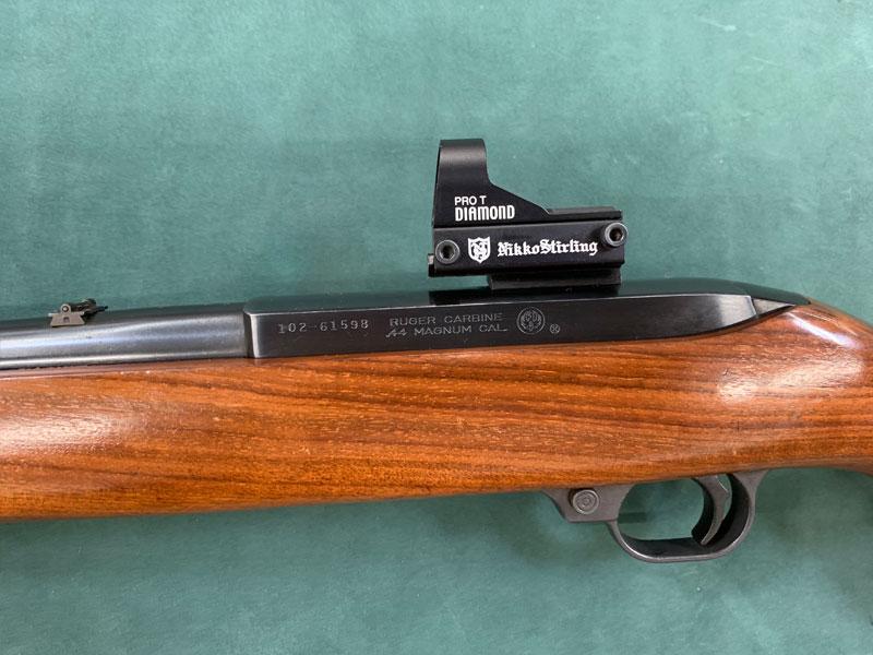 RUGER modèle M44 Occasion