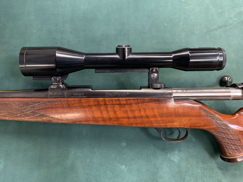 WEATHERBY Mark V Occasion