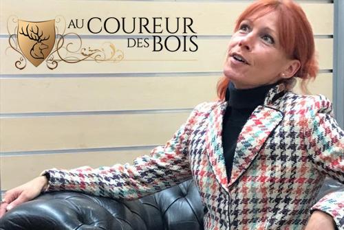 Collection Hiver Au Coureur des Bois