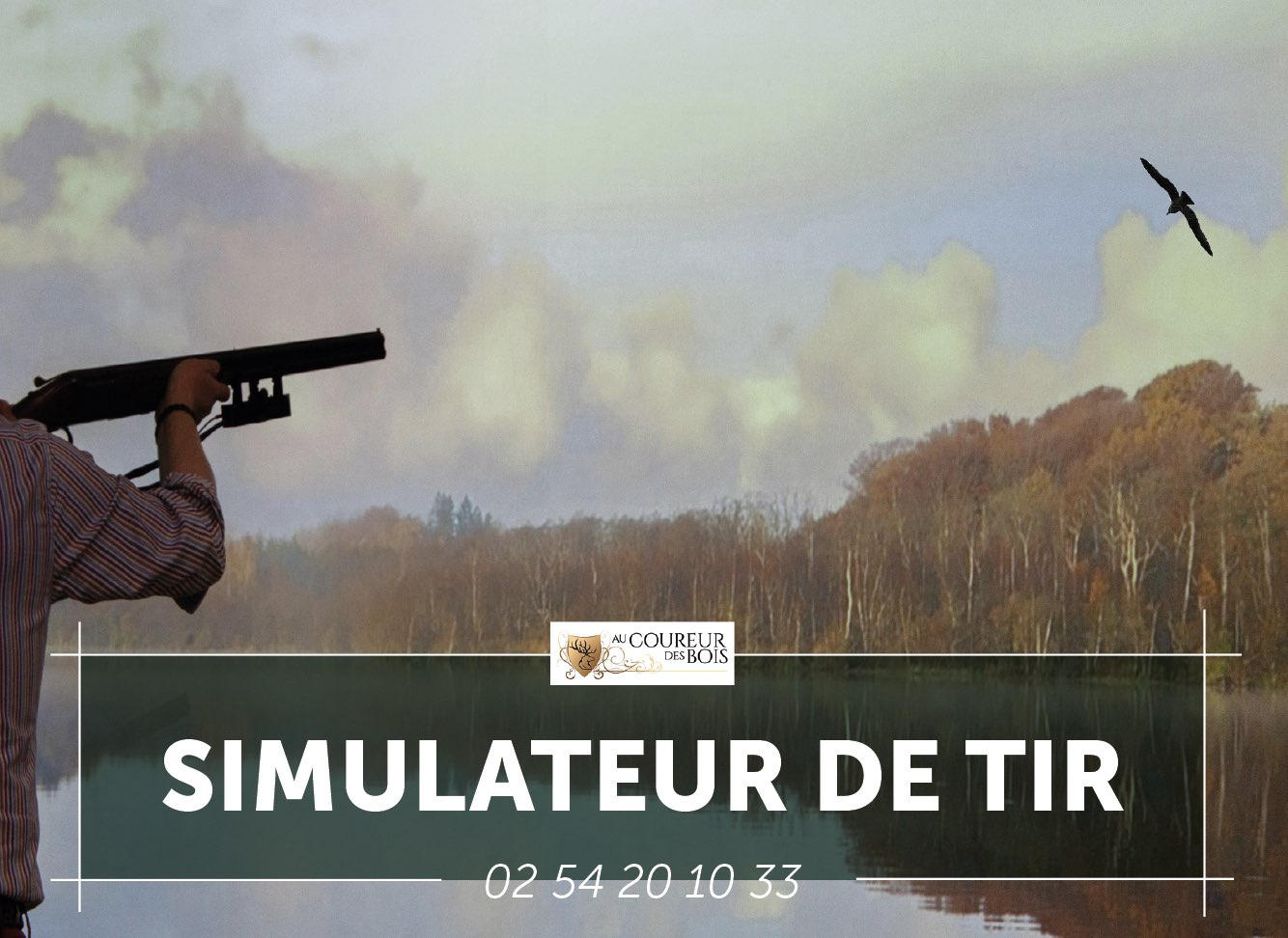 Le simulateur de chasse pour comprendre votre TIR