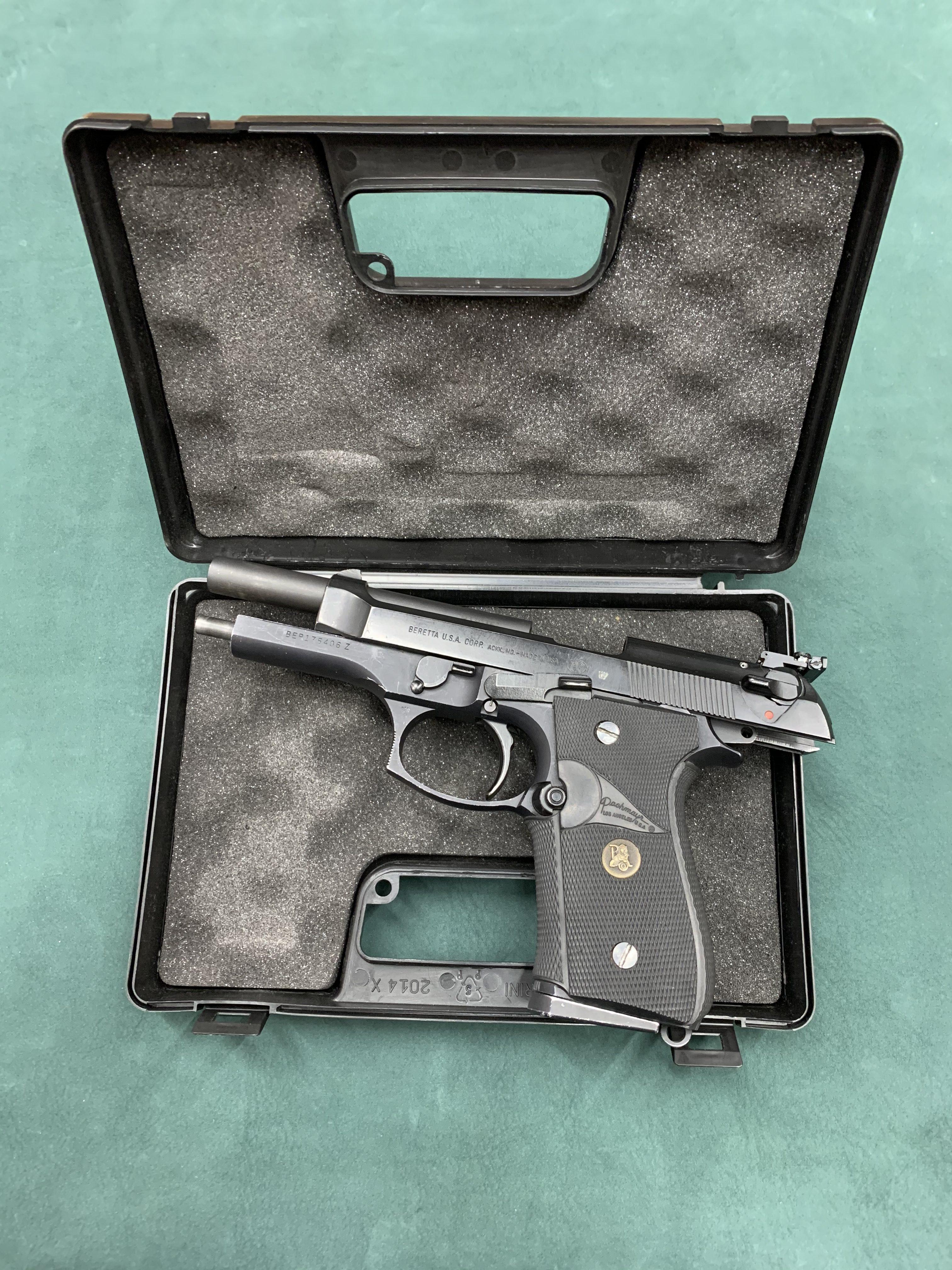 BERETTA modèle 92FS cal. 9×19