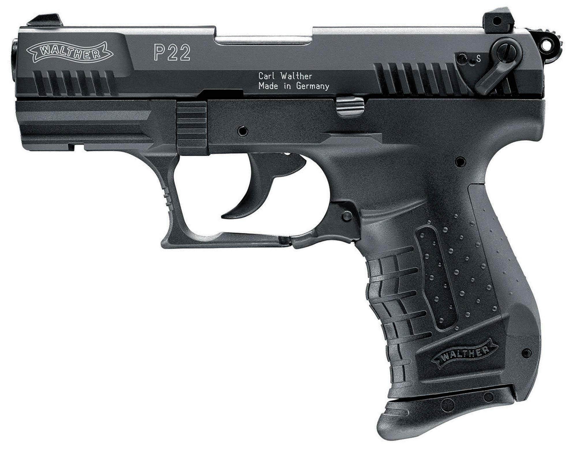 UMAREX WALTHER P22  (9mm à blanc )