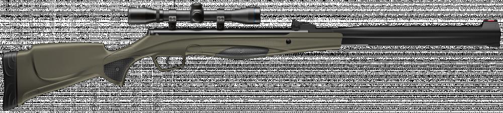 STOEGER RX20 S3 Suppressor Vert cal.4.5mm 19.9 Joules lunette 4×32